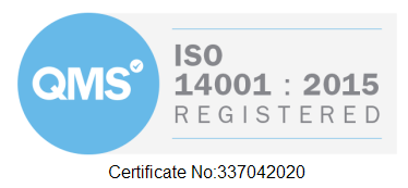 ISO 14001 Badge Osprey